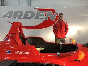 PODIUM-backed Australian Joey Mawson will compete in the GP3 Series in 2018